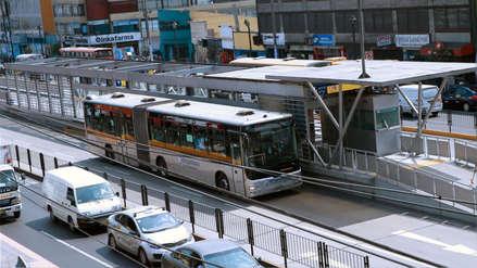 Metropolitano: Tarifa de S/ 2.50 se restableció en servicio de transporte este lunes