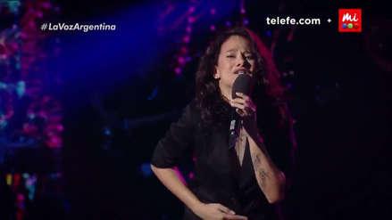 Adalí Montero: Cantante peruana recibe el voto de Ricardo Montaner y sigue en competencia [VIDEO]