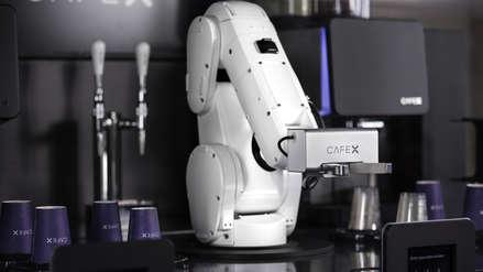 Un robot que te sirve el café como un barista profesional: probamos