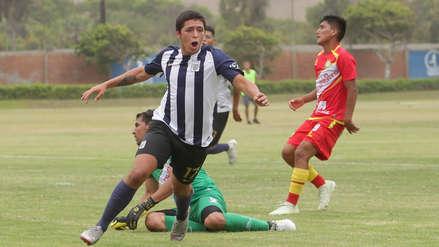 Alianza Lima venció a Sport Huancayo se mantiene segundo en el Torneo de Reservas