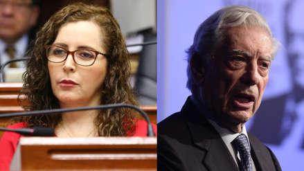 """Rosa Bartra sobre declaraciones de Vargas Llosa: """"Recapacite, el infierno probablemente lo esté esperando"""""""
