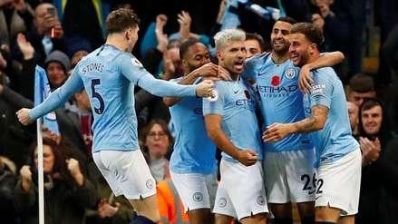Manchester City: el golazo 'estilo Guardiola' de Gundogan tras 44 pases