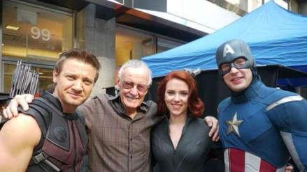 La emotiva despedida que dedicaron los Avengers a Stan Lee