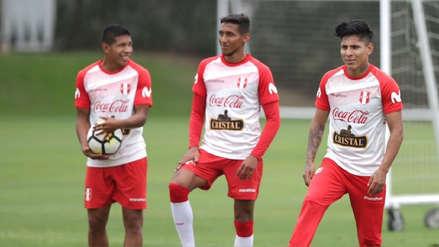 Perú vs Ecuador: el once que paró Ricardo Gareca en la Videna | FOTOS
