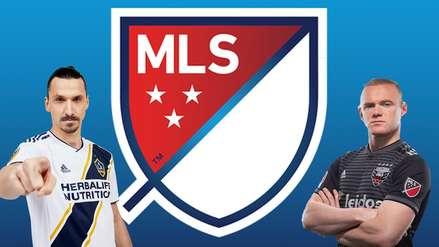 ¿Algún peruano? Las estrellas en el equipo ideal de la MLS