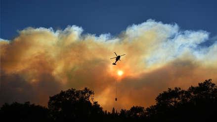 Fotos | Las autoridades buscan a más de 100 desaparecidos por incendios de California