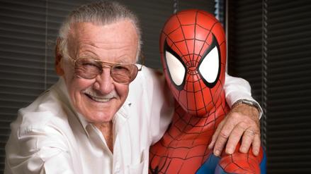 Stan Lee: El inolvidable encuentro de Spider-Man con su creador [VIDEO]