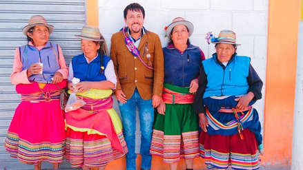 Candidato al Gobierno Regional de Arequipa pidió que la población tenga más hijos: