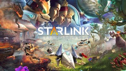 Lo bueno, lo malo y lo feo de Starlink: Battle for Atlas