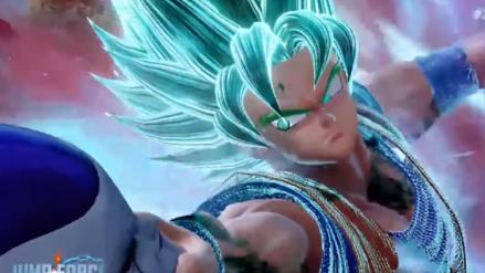 Gokú, Vegeta y Freezer muestran sus transformaciones más poderosas en Jump Force [Video]