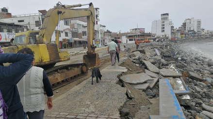 Confirman construcción de espigones para recuperar playas de Trujillo