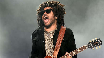 Lenny Kravitz en Lima: La estrella del rock llega por primera vez a Perú