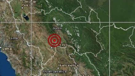 Junín   Un sismo de magnitud 4.0 sacudió Concepción esta noche