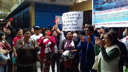 Lambayeque: comerciantes piden a Alcalde paralizar trabajos en mercado