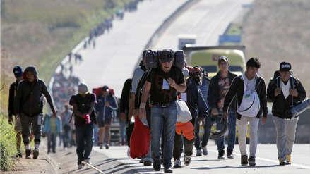 El secretario de Defensa de EE.UU. viajará a frontera con México en medio de despliegue militar por migrantes