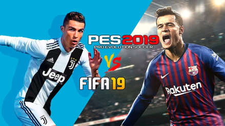 The Game Awards 2018 | FIFA 19 y PES 2019 competirán por el premio al