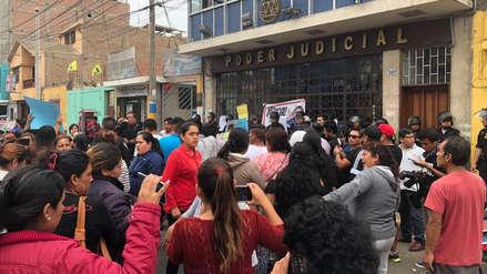 El asesinato de una menor de diez años en Barranca provocó protesta vecinal