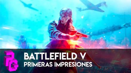Battlefield V: Primeras impresiones