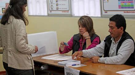 Referéndum 2018: ¿Dónde votar? Revisa tu lugar de votación usando tu DNI