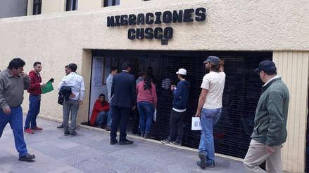 Más de mil venezolanos presentaron solicitudes de PTP en Cusco
