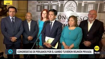 Jorge Meléndez será el nuevo vocero de Peruanos por el Kambio