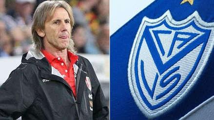 Ricardo Gareca recibió crítica del presidente de Vélez por negar permiso a Luis Abram