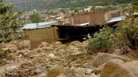 Fotos | La caída de un huaico dejó al menos 90 familias afectadas en Huánuco