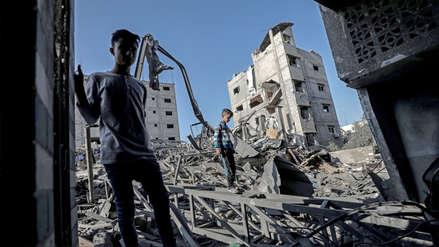 Fotos | La destrucción en Israel y Gaza tras bombardeos que aumentan temores de una nueva guerra