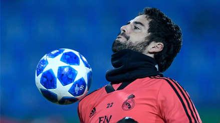 ¿Por qué Solari ha 'borrado' a Isco del Real Madrid? En España dan este motivo