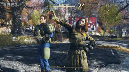 Fallout 76 ya está disponible a nivel mundial