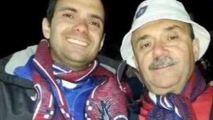 La emocionante despedida de un hincha de San Lorenzo a su padre enfermo