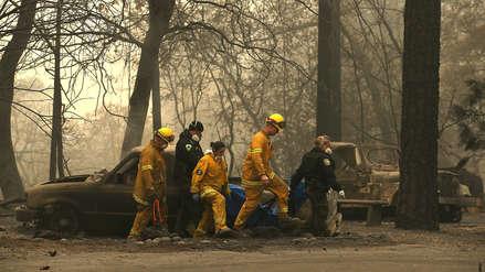 Estados Unidos | Se incrementa a 59 la cifra de muertos por incendios en California