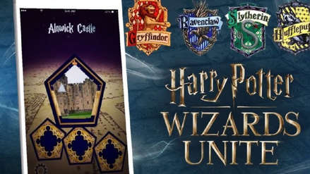 "Video | Conoce Wizards Unite, el ""Pokémon Go"" de Harry Potter"