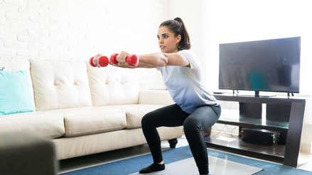 Estos son los ejercicios que puedes hacer en media hora