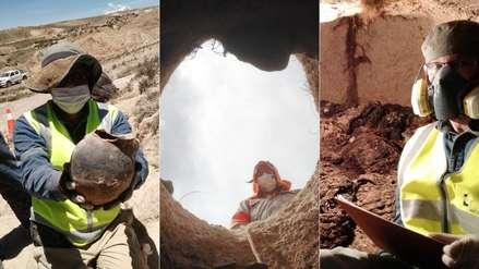 Bolivia | Hallan por accidente más de cien fardos funerarios de hace 1000 años cuando estudiaban terreno