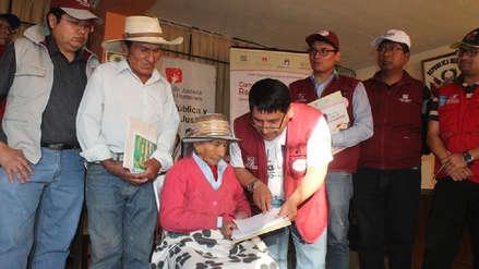 Mujer logró cambiar su identidad a los 96 años en Arequipa