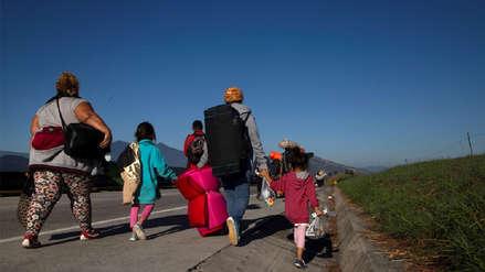 Honduras afirma que más de 7,000 migrantes volvieron al país tras abandonar caravana hacia EE.UU.