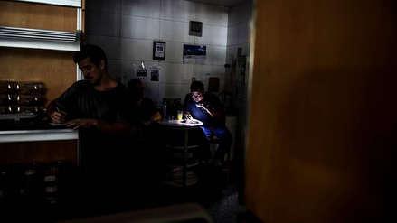 Un corte eléctrico afectó a 8 estados de Venezuela