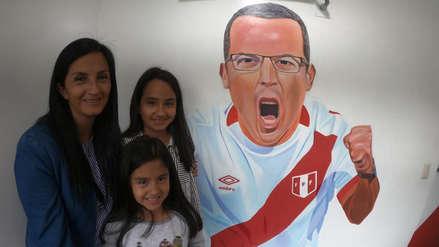 Selección Peruana: se reinauguró la cabina 'Daniel Peredo' en el Estadio Nacional