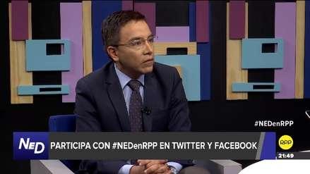 Roberto Vieira anunció nueva bancada con Salvador Heresi y Maritza García