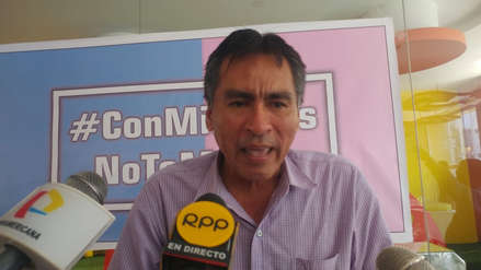 Primer consejero desmiente que gestión de Anselmo Lozano se rodee de gente negativa