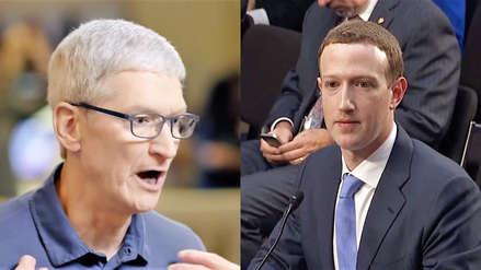 ¿Por qué la administración de Mark Zuckerberg usa teléfonos con Android? Así son los roces entre los CEO de Apple y Facebook