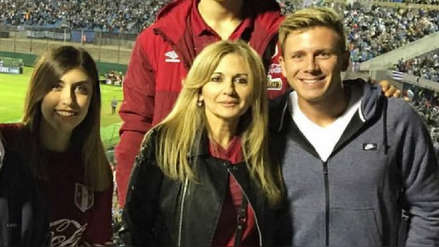 La familia de Ricardo Gareca mostró su emoción por regresar al Estadio Nacional