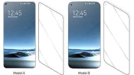 Samsung Galaxy S10 va tomando forma, y así lucen las opciones de pantalla