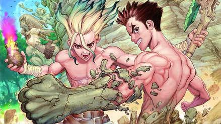 El manga Dr. Stone llegará como un anime a la televisión a mediados del 2019