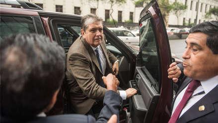 Cebaf pide a la Policía reforzar seguridad en frontera para evitar salida del país de Alan García