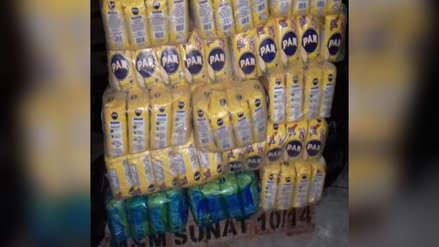 Decomisan cargamento de harina de contrabando procedente de Colombia