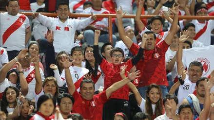 Perú vs. Ecuador EN VIVO: hinchas de la bicolor armaron la previa del partido en el Estadio Nacional