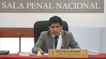 Poder Judicial declaró improcedentes las recusaciones contra el juez Concepción Carhuancho