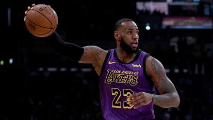 LeBron James se convirtió en el quinto máximo anotador en la historia de la NBA